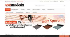 Preview of 1000angebote.at